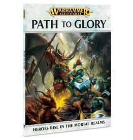 Games Workshop AGE OF SIGMAR: PATH TO GLORY (ENGLISH)