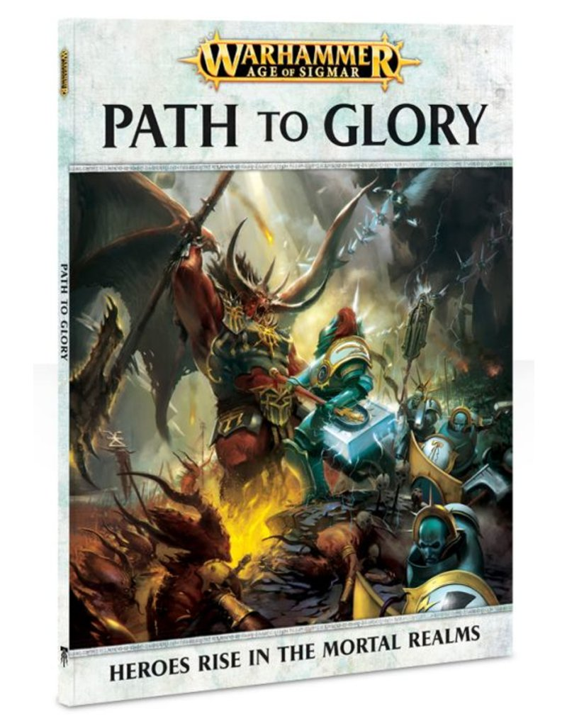 Games Workshop Age Of Sigmar: Path To Glory (EN) (SB)