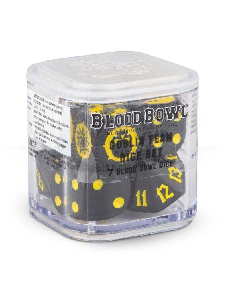 Games Workshop Bloodbowl: Scarcrag Snivellers Dice