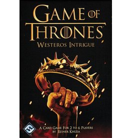 Fantasy Flight Games Game of Thrones Intrigue
