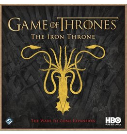Fantasy Flight Games The Iron Throne: The Wars to Come Expansion: HBO Game of Thrones