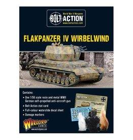 Warlord Games Flakpanzer IV Wirbelwind