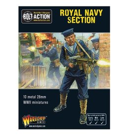 Warlord Games Royal Navy Section