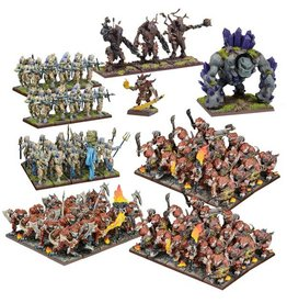 Mantic Games Forces of Nature Mega Army (Re-pack)