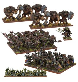 Mantic Games Orc Army (Re-pack)