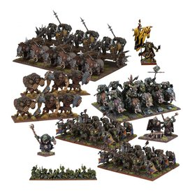 Mantic Games Orc Mega Army (Re-pack)