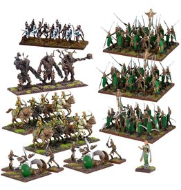 Mantic Games Elf Mega Army (Re-pack)