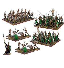 Mantic Games Elf Army (Re-pack)