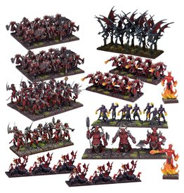 Mantic Games Forces of the Abyss Mega Army (Re-pack)