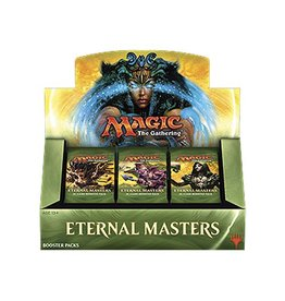 Wizards of the Coast Magic The Gathering: Eternal Masters Booster Display