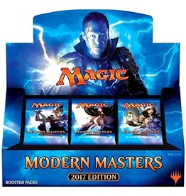 Wizards of the Coast Magic The Gathering: Modern Masters 2017 Booster Display