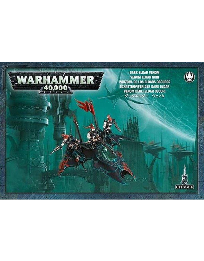 Games Workshop Drukhari/Dark Eldar Venom