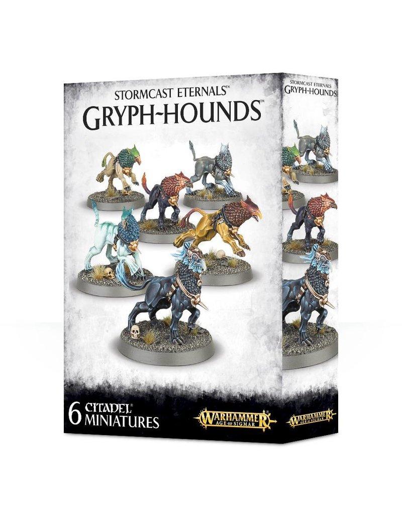 Games Workshop Stormcast Eternals Gryph-Hounds