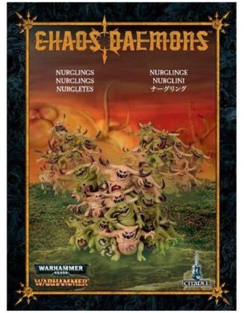 Games Workshop Chaos Daemon Nurglings
