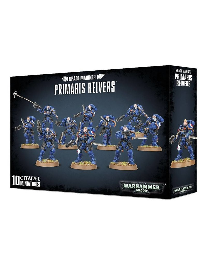 Games Workshop Space Marines Primaris Reiver Squad