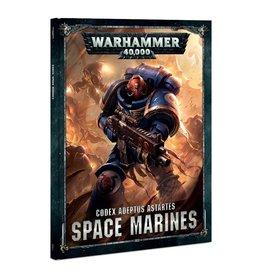 Games Workshop CODEX: SPACE MARINES (HB) (ENGLISH) (8th)
