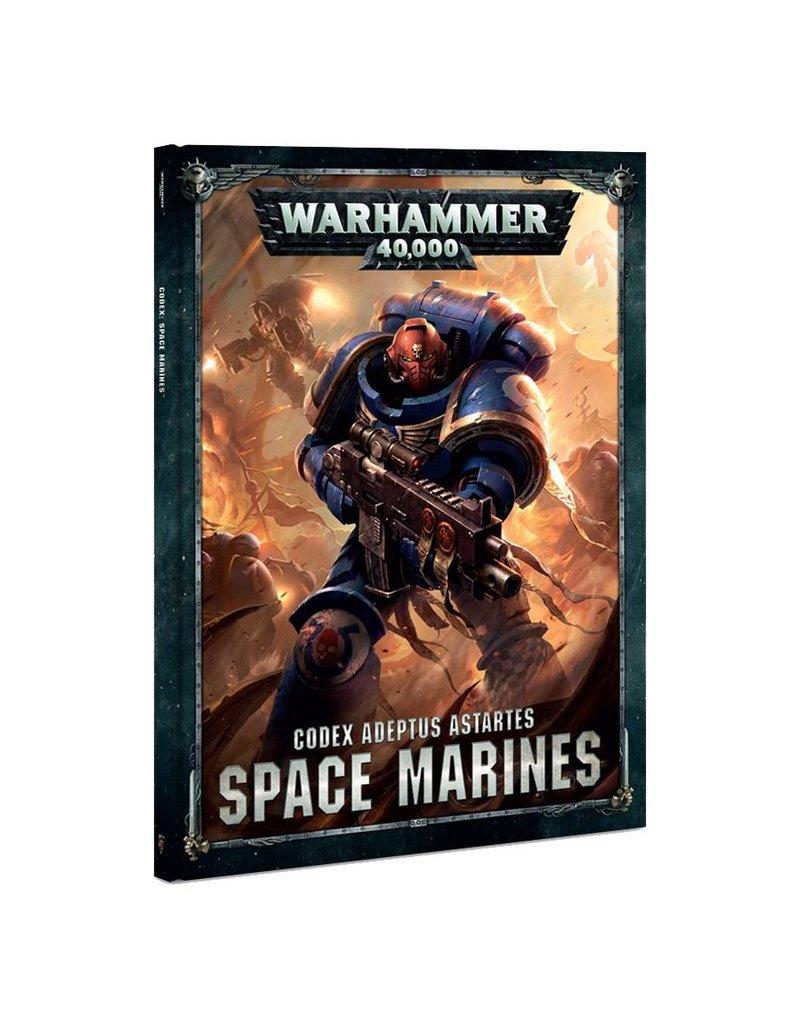 Games Workshop Codex: Space Marines (HB) (EN) (8th)