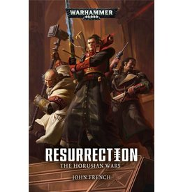 Games Workshop RESURRECTION: THE HORUSIAN WARS (HB)