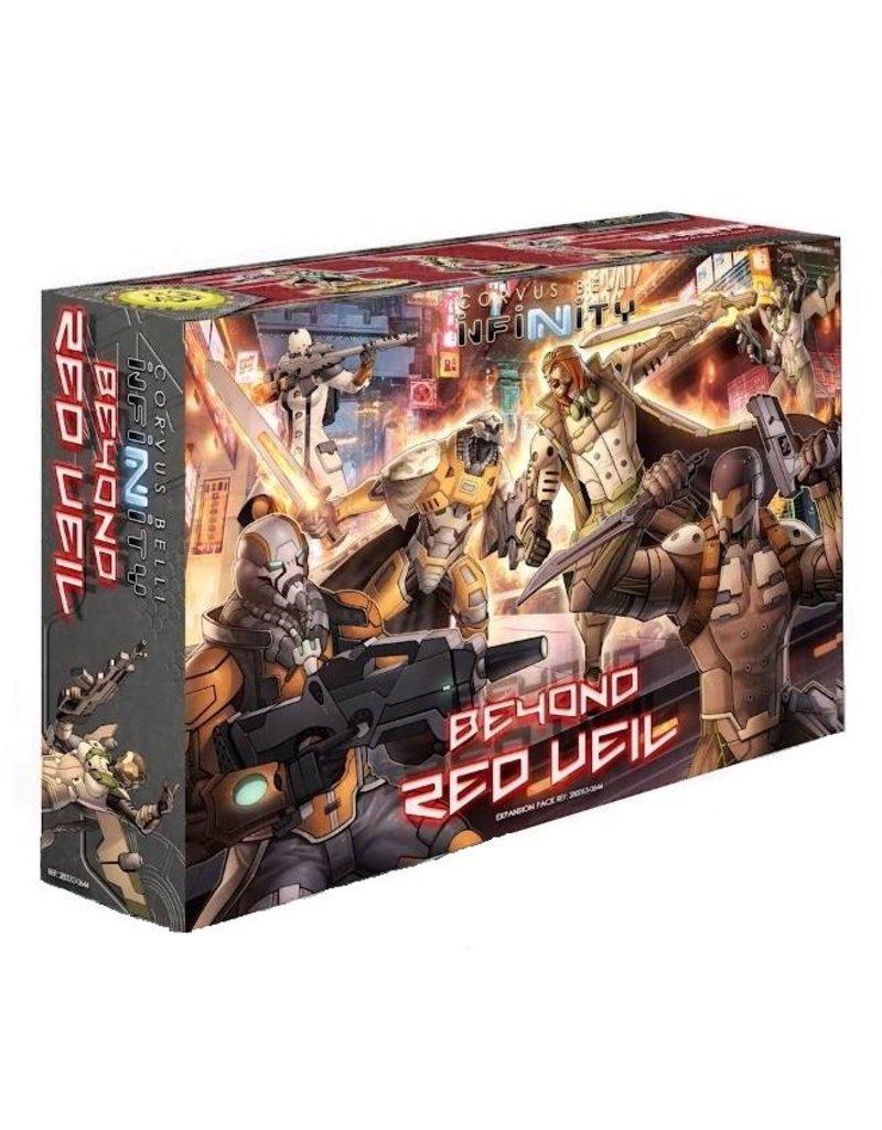 Corvus Belli Beyond Red Veil Expansion Pack Box Set