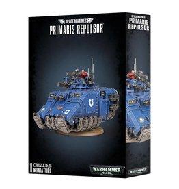 Games Workshop Primaris Repulsor Tank