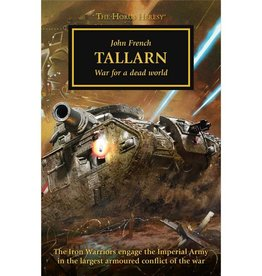 Games Workshop HORUS HERESY: TALLARN (HB)