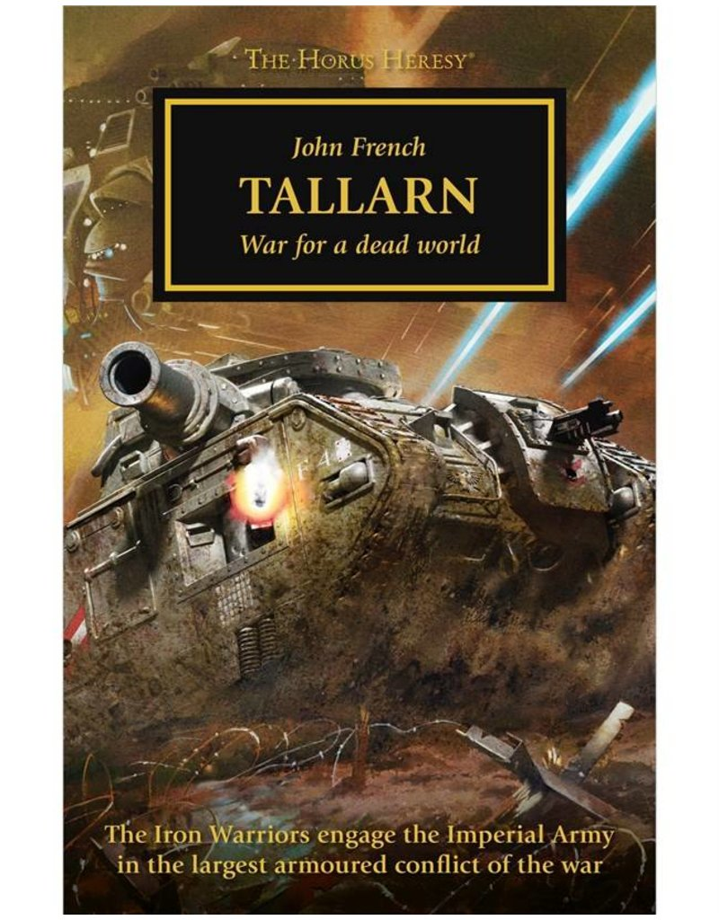 Games Workshop The Horus Heresy: Tallarn (HB)