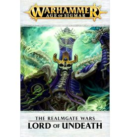 Games Workshop REALMGATE WARS 10: LORD OF UNDEATH (SB)