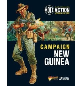 Warlord Games Campaign New Guinea Supplement