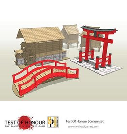Warlord Games Test of Honour Scenery Pack