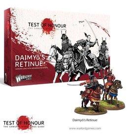 Warlord Games Daimyo's Retinue