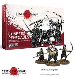 Warlord Games Chobei's Rebels