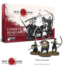 Warlord Games Chobei's Renegades