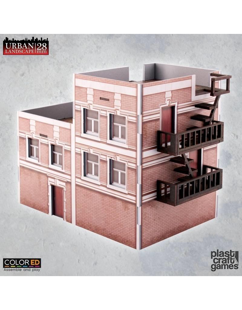 Plastcraft Urban Building
