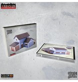Plastcraft Suburban Blue House