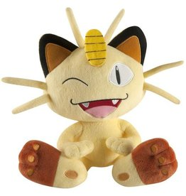 Pokemon Large Plush - Meowth