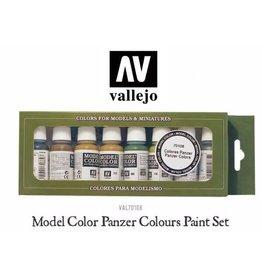 Vallejo AV Vallejo Model Color Set - Panzer Colours (x8)
