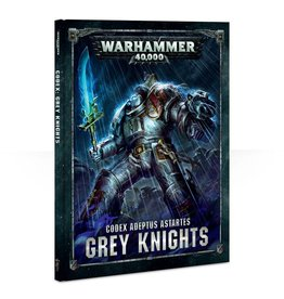 Games Workshop Codex: Grey Knights (HB) (8th)