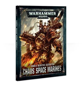 Games Workshop Codex: Chaos Space Marines (HB) (8th)