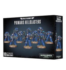 Games Workshop SPACE MARINES PRIMARIS HELLBLASTERS