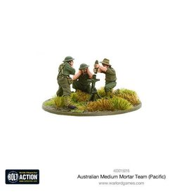Warlord Games Australian Medium Mortar Team