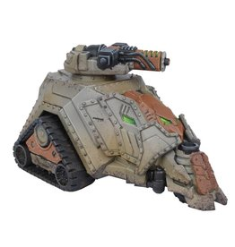 Mantic Games Forge Father Hultr Half-track