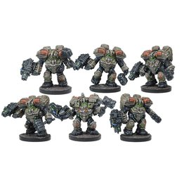 Mantic Games Forge Father Hammerfist Drop Team