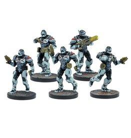 Mantic Games Enforcer Breach & Eradicate Team