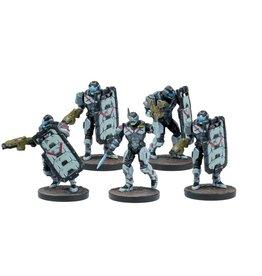 Mantic Games Enforcer Defender Team