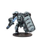 Mantic Games Warpath / Deadzone: Enforcer 'Ajax' Siege Strider