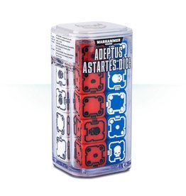 Games Workshop WH40K: ASTARTES DICE