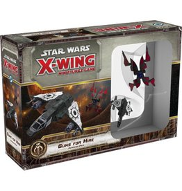 Fantasy Flight Games Star Wars X-wing: Guns For Hire Expansion pack