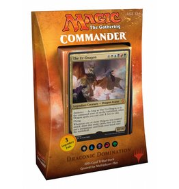 Wizards of the Coast Magic The Gathering: Commander 2017 - Draconic Domination