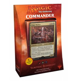 Wizards of the Coast Magic The Gathering: Commander 2017 - Vampiric Bloodlust