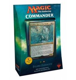 Wizards of the Coast Magic The Gathering: Commander 2017 - Feline Ferocity